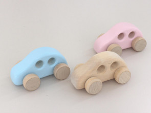 Wooden Toy Car from Oli Prik
